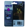 Epson T1303 Inkjet Cartridge Extra High Yield 25.4ml Magenta. For use in Epson Stylus Office BX525WD, BX625FWD, Stylus SX525WD, SX620FW printers. OEM: C13T13034010. (Stag) EP46567