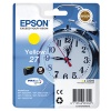Epson Alarm Clock 27 DURABrite Ultra Ink Cartridge (Yellow) Blister for WorkForce WF-3620DWF/WF-7610DWF/WF-3640DTWF/WF-7620DTWF/WF-7110DTW Printers (EP53304)