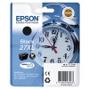 Epson Alarm Clock 27XL DURABrite Ultra Ink Cartridge (Black) Blister for WorkForce WF-3620DWF/WF-7610DWF/WF-3640DTWF/WF-7620DTWF/WF-7110DTW Printers EP53306