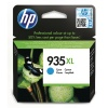 HP 935XL (Yield 825 Pages) Cyan Original Ink Cartridge for Officejet Pro 6830 e-All-in-One Inkjet Printer HPC2P24AE