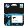 HP 951 Officejt Ink Cart Ylw CN052AE Pk1 HPCN052AE