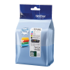 Brother LC3219 Value Pack CMYK LC3219XLVAL BA76701