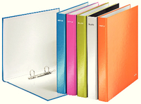 Leitz Wow Assorted Ring Binders A4+  42410099