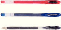 Uni-Ball Signo UM120 Rollerball Pen Gel 0.5mm Line Black 9001180