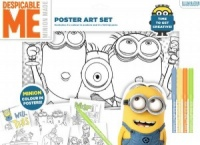 Despicable Me Minions A3 Poster Art Set