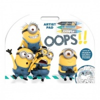 Despicable Me Minions Artist Pad