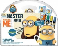 Despicable Me Minions Clipboard Activity Set