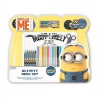 Despicable Me Activity Desk Set