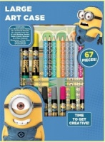 Despicable Me Minions 67 Piece Art Case