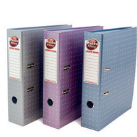 Pukka Pad Metallic Lever Arch Files Assorted Pk 6