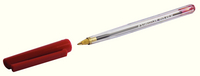 Staedtler Stick Ball Point Pen Medium Red (Pk 10) 430-M2