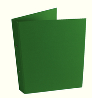 Whitebox Ring Binder A4 Green (Pack of 10) WX02008