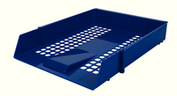 Plastic Letter Tray Blue WX10052A