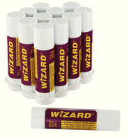Glue Stick Small 10gm Wx10504 (Individual or Pack of 12 Sticks)