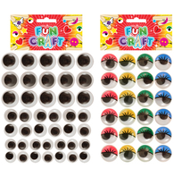 Fun Craft Kit 'Wobbly' Eyes